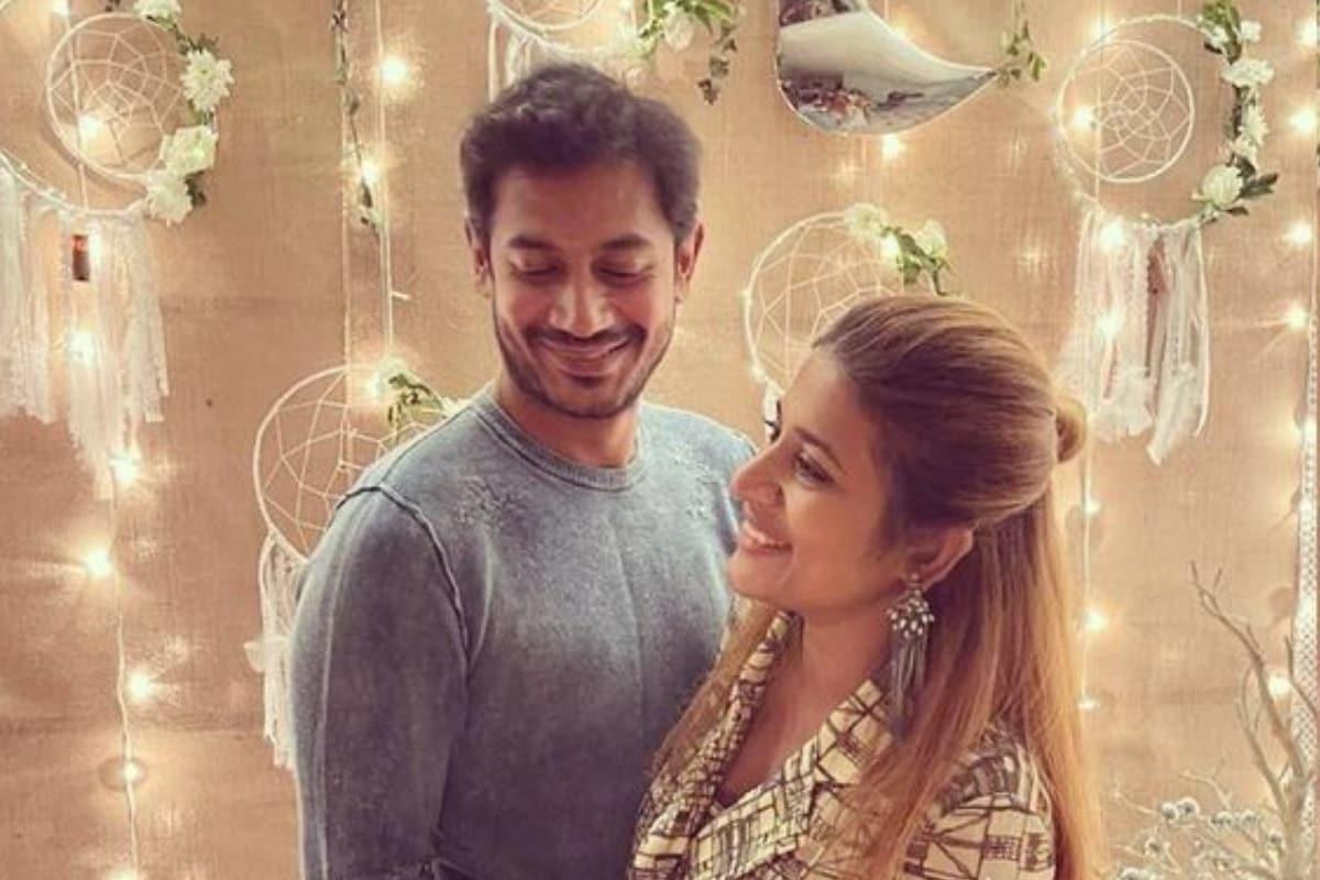 భర్త విష్ణు ప్రసాద్ బర్త్ డే వేడుకల్లో సుస్మిత కొణిదెల (Instagram/Photo)