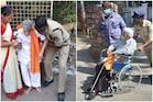 Hyderabad: వీళ్లను చూసైనా మేల్కొనండి.. ఇంటి నుంచి బయటకు వచ్చి ఓటేయండి