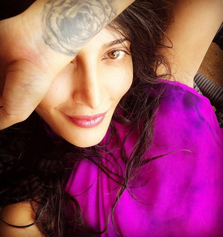 Shruti Haasan : శృతి హాసన్ టాటూ Photo : Instagram