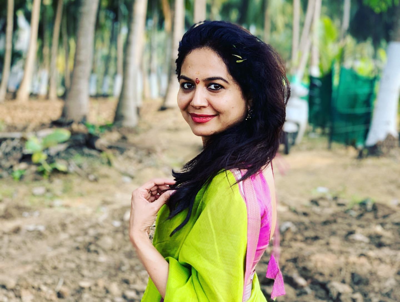 Singer Sunitha : సింగర్ సునీత పిక్స్ Photo : Instagram