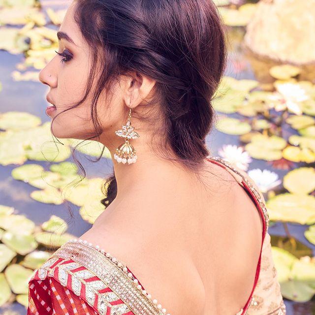 కృతి శెట్టి ఫొటోలు.Photo: Krithi Shetty Instagram