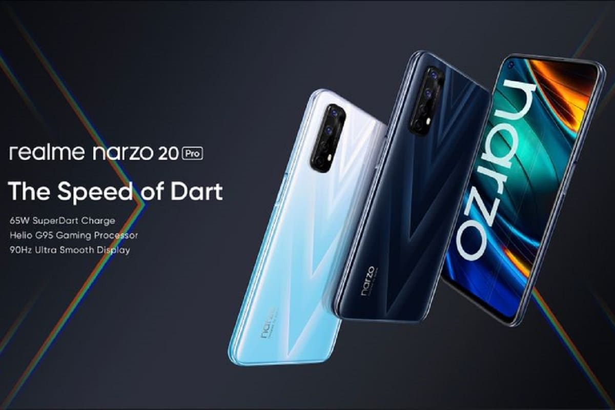 16. Realme Narzo 20 Pro: రియల్మీ నార్జో 20 ప్రో స్మార్ట్ఫోన్ 6జీబీ+64జీబీ వేరియంట్ అసలు ధర రూ.14,999 కాగా ఆఫర్ ధర రూ.13,999.