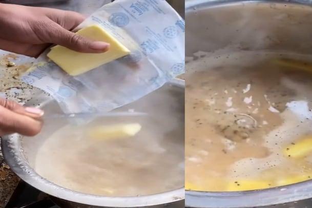 Butter Chai: బటర్ ఛాయ్.. ఈ స్టయిలే వేరు.. నెటిజన్ల ఆగ్రహం: Viral Video