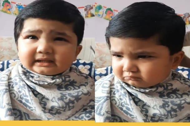 Haircut 2.1: ఈ బుడ్డోడు మళ్లీ వచ్చేశాడు.. నవ్వించేస్తున్నాడు – Viral Video
