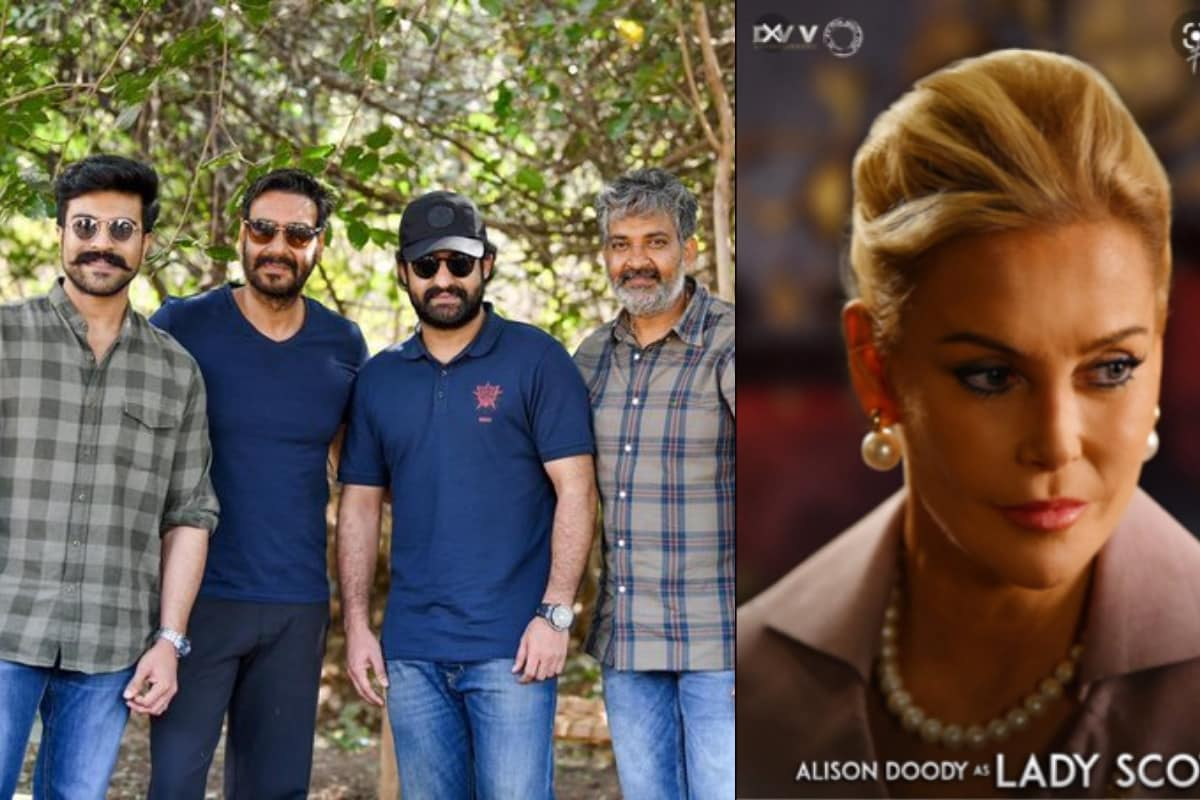 RRR Release Date leaked, English actor alison doody leaks the rrr release date, RRR update, ntr news, ntr intro,RRR update,Ntr as Komaram Bheem look,RRR fight secens,RRR news,RRR ntr fight,RRR leaks,ఆర్ ఆర్ ఆర్ లీక్స్, రాజమైమౌళి, రామ్ చరణ్, ఎన్టీఆర్, charan intro,charan rrr intro, ntr rrr intro rrr release date