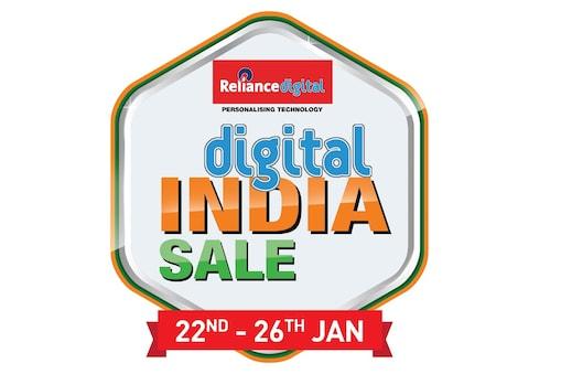 Digital India Sale: భారీ ఆఫర్లతో డిజిటల్ ఇండియా సేల్ ప్రకటించిన రిలయెన్స్ డిజిటల్