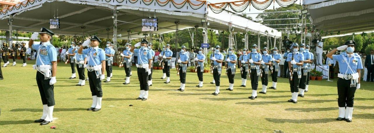 హైదరాబాద్లోని పబ్లిక్ గార్డెన్లో గణతంత్ర దినోత్సవ వేడుకలు