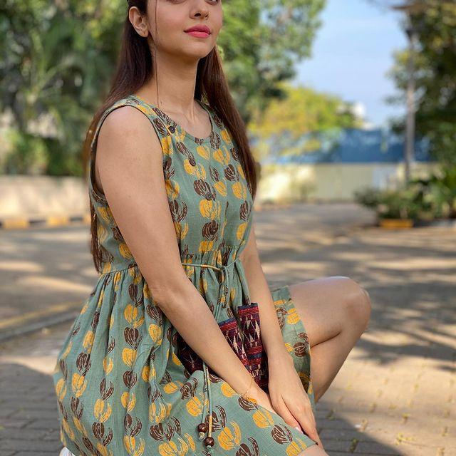 హీరోయిన్ వేదిక లేటెస్ట్ ఫోటో షూట్ (Instagram/Photo)