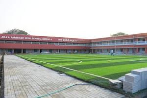Sircilla Govt School: కార్పొరేట్ స్కూళ్లకు ధీటుగా సిరిసిల్ల సర్కార్ బడి.. మీరు ఓ లుక్కేయండ