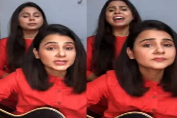 Viral Video: రైతుల నిరసనలపై అక్కాచెల్లెళ్ల పాట.. అద్భుతమంటూ ప్రశంసలు