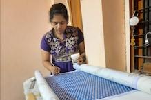 Artist: రెగ్జిన్ క్లాత్ పై అద్భుత కళాకృతులు.. ఈ పంతులమ్మ మల్టీ ట్యాలెంటెడ్