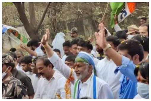 Andhra Pradesh: వైఎస్ ఫ్యామిలీ తర్వాత ఆ పని చేస్తున్న మొదటి వ్యక్తి విజయసాయిరెడ్డే