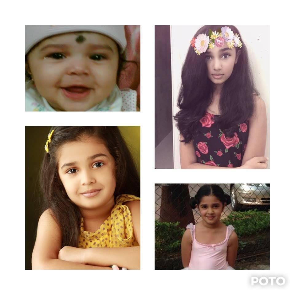 Krithi Shetty: చిన్నారి కృతి శెట్టి Photo : Facebook
