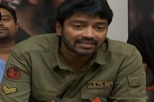 Allari Naresh Naandhi: పాపం అల్లరి నరేష్ ఏడ్చేశాడు.. ప్రెస్ మీట్లో కన్నీళ్లు పెట్టుకుని..