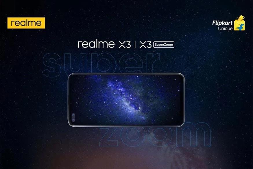 Realme X3 Superzoom: రియల్మీ ఎక్స్3 సూపర్జూమ్ స్మార్ట్ఫోన్ 8జీబీ+128జీబీ వేరియంట్ అసలు ధర రూ.27,999. ఆఫర్ ధర రూ.22,999. డిస్కౌంట్ రూ.5,000.