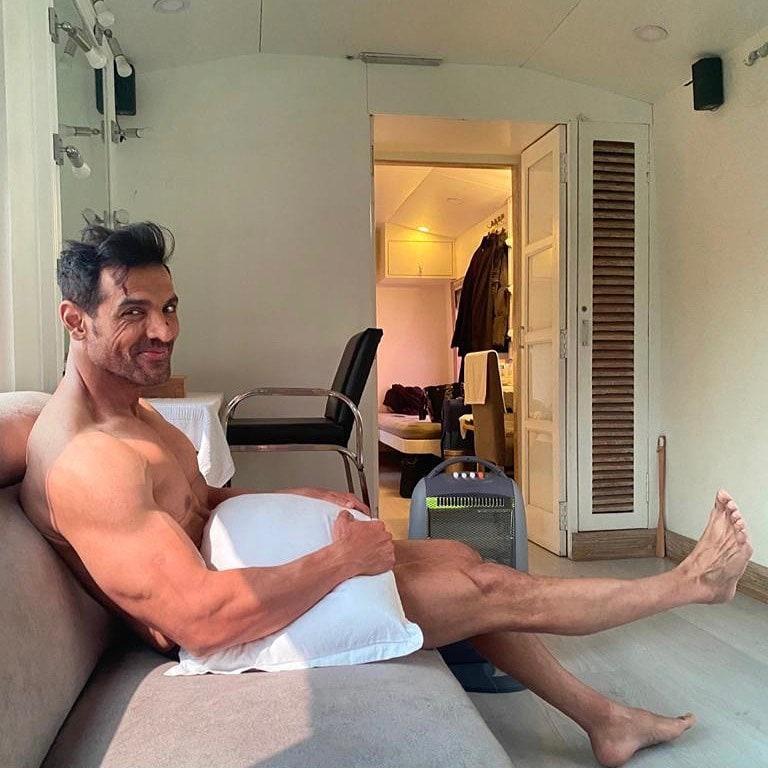 జాన్ అబ్రహం. (Image: Instagram)