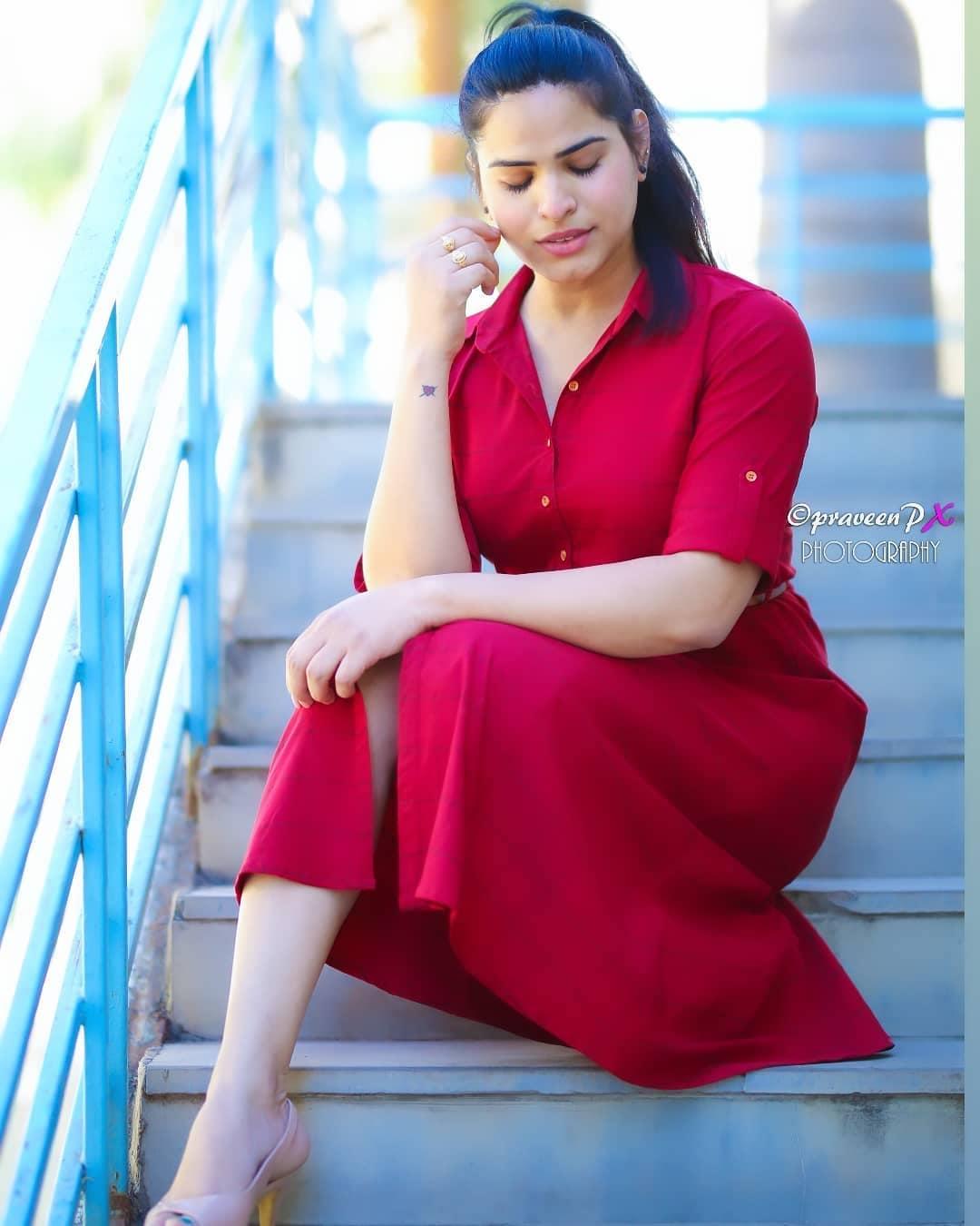 Priyanka singh: సాయితేజ అలియాస్ ప్రియాంక సింగ్ (Image:Instagram)