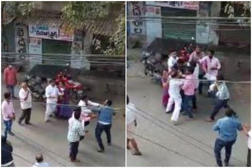 AP Municipal Elections: మున్సిపల్ ఎన్నికల్లో టెన్షన్ వాతావరణం.. జనసేనపై ఆరోపణలు