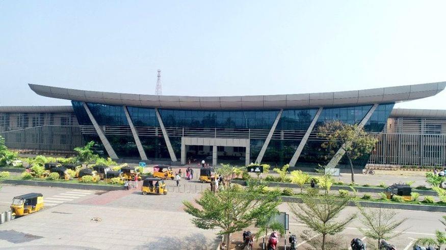 9. గుంతకల్ రైల్వే స్టేషన్. (image: Indian Railways)