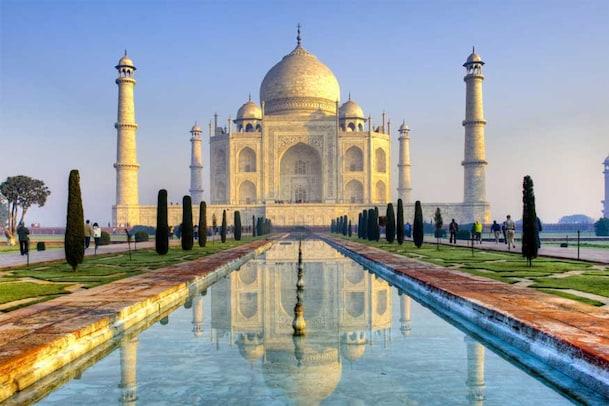Taj Mahal: కరోనా కల్లోలం.. తాజ్ మహల్ సహా అన్ని చారిత్రక కట్టడాల మూసివేత