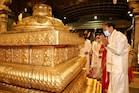 Venkaiah Naidu: తిరుమల శ్రీవారిని దర్శించుకున్న ఉపరాష్ట్రపతి వెంకయ్యనాయుడు