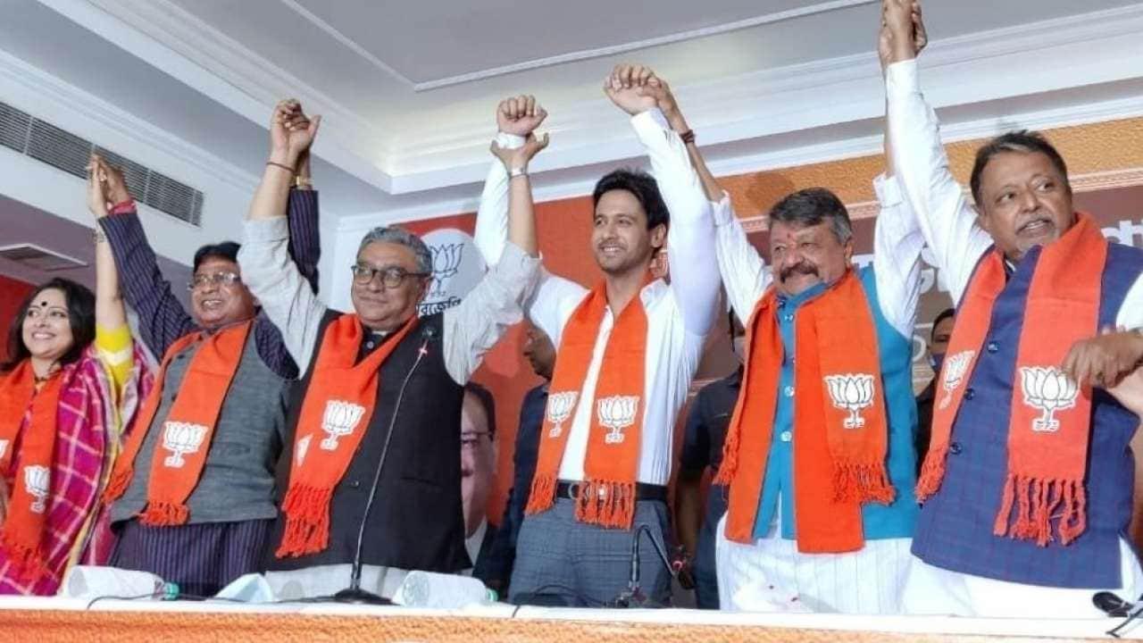 బీజేపీలో చేరిన యశ్ దాస్ గుప్తా (Twitter/Photo)
