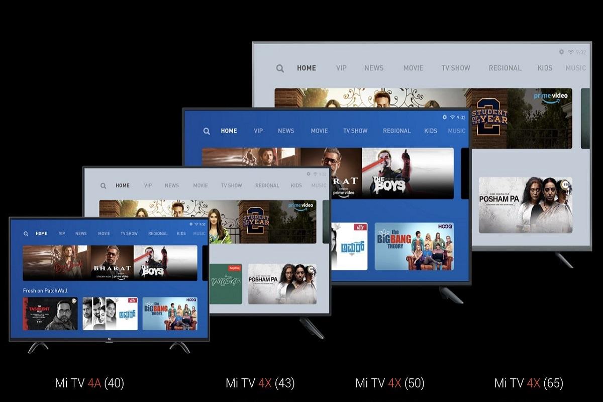 11. ఎంఐ టీవీ 4ఏ హొరైజన్ ఎడిషన్ 32 అంగుళాల స్మార్ట్ టీవీ. (image: Xiaomi India)