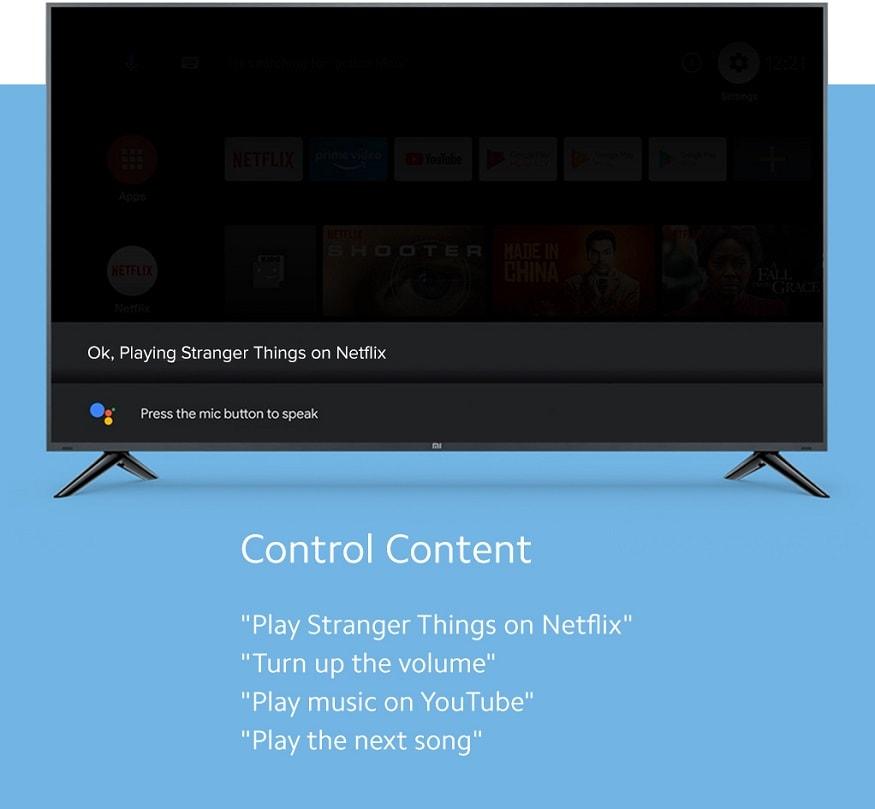 15. ఎంఐ టీవీ 4ఏ హొరైజన్ ఎడిషన్ 32 అంగుళాల స్మార్ట్ టీవీ. (image: Xiaomi India)