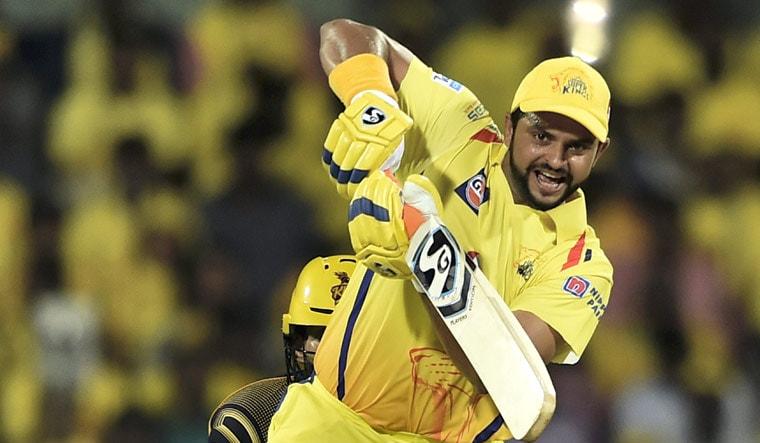 2- సురేష్ రైనా: