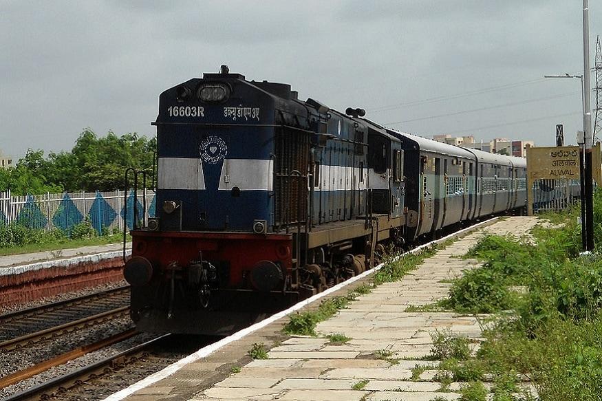 4. రైలు నెంబర్ 02787 సికింద్రాబాద్-దానాపూర్, రైలు నెంబర్ 02788 దానాపూర్-సికింద్రాబాద్ రైళ్లు ఏప్రిల్ 23, 24 తేదీల్లో రద్దయ్యాయి. (ప్రతీకాత్మక చిత్రం)