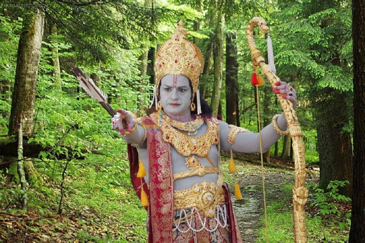 ఈ సినిమాలో బాలకృష్ణ శ్రీరాముడి పాత్రలో సాత్వికాభినయం చేసి మెప్పించారు. (Twitter/Photo)