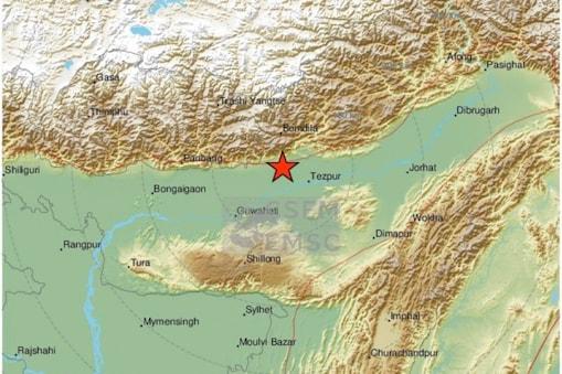Earthquake: అసోంలో భారీ భూకంపం... బెంగాల్ లోనూ ప్రకంపనలు... తీవ్రత ఎంతంటే