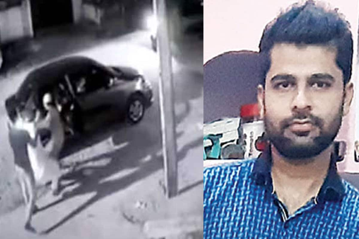Hyderabad: Midnight shocking incident in Hyderabad .. The management of a boyfriend who knew that the girl he loved was engaged ..!
