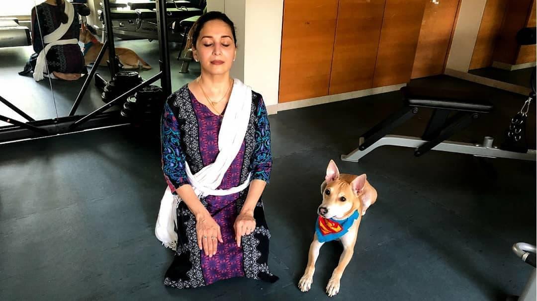 మాధురి దీక్షిత్ లేటెస్ట్ ఫోటోస్ (Instagram/Photo)
