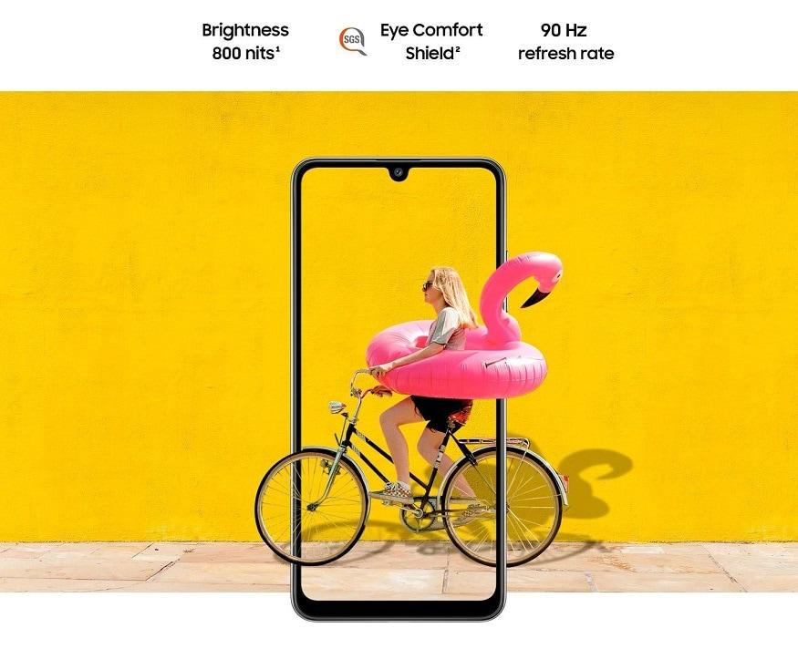10. సాంసంగ్ గెలాక్సీ ఏ32. (image: Samsung India)