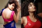 Sayani Pradhan: చీరకట్టుతో చంపేసే బెంగాలీ రసగుల్ల సయానీ... భలే ఉంటుందిలే