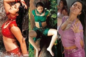 Charmy Kaur: వర్షంలో బాగా తడిసిన చార్మీ పిటపిటలాడే అందాలు చూస్తే తట్టుకోలేరు...