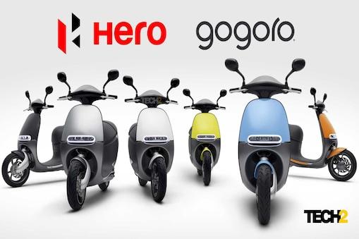 Hero-Gogoro e-scooter: చేతులు కలిపిన హీరో, గొగొరో సంస్థలు.. ఇక భారత్ లో ఈ-స్కూటర్ మార్కెట్ పరుగులే..