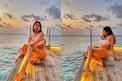 Janhvi Kapoor: సముద్రపు ఒడ్డున జాన్వీ కపూర్ అందాల విందు.. ట్రెండీ లుక్స్ వైరల్..