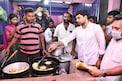 tirupati by poll: తగ్గేదే లే.. వేడి వేడి వడ కావాలా? చాయ్ సూపర్ తమ్ముడూ అంటున్న లోకేష్