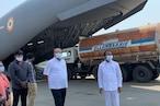 Telangana: ఆక్సీజన్ కోసం యుద్ధ విమానాలను పంపిన తెలంగాణ.. దేశంలోనే తొలిసారి