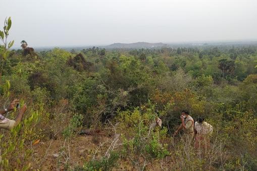 Andhra Pradesh: భార్యను షికారుకు రమ్మాన్నాడు.. ఎత్తైన కొండపైకి తీసుకెళ్లాడు.. తరువాత ఏం జరిగింది?