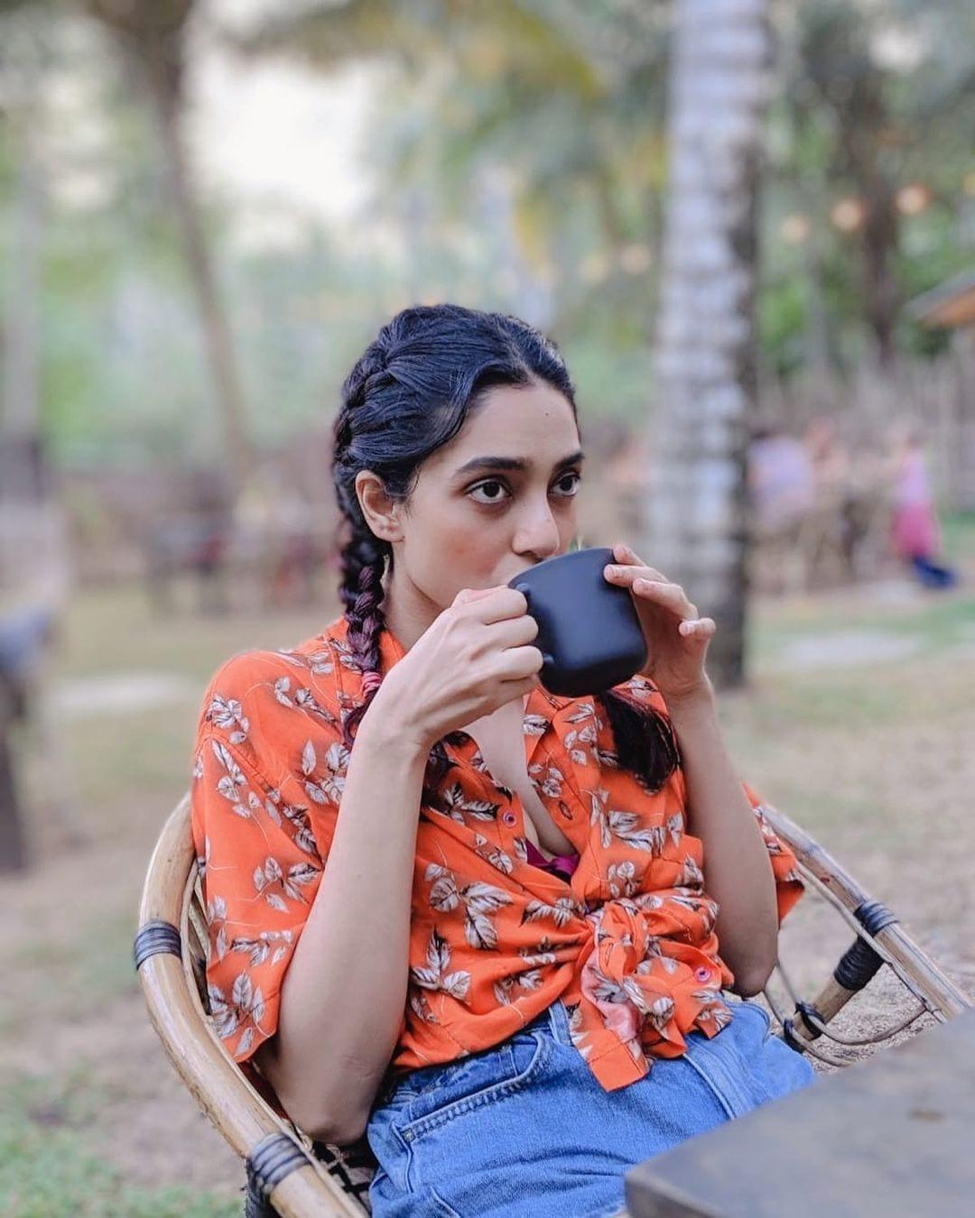 తెలుగమ్మాయి శోభిత దూళిపాళ్ల హాట్ అండ్ లేటెస్ట్ ఫోటోలు Photo Credit: Instagram