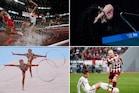 Tokyo 2020 Olympics: టోక్యో 2020 ఒలింపిక్స్ కోసం ఆటగాళ్ళ సాధన.. !