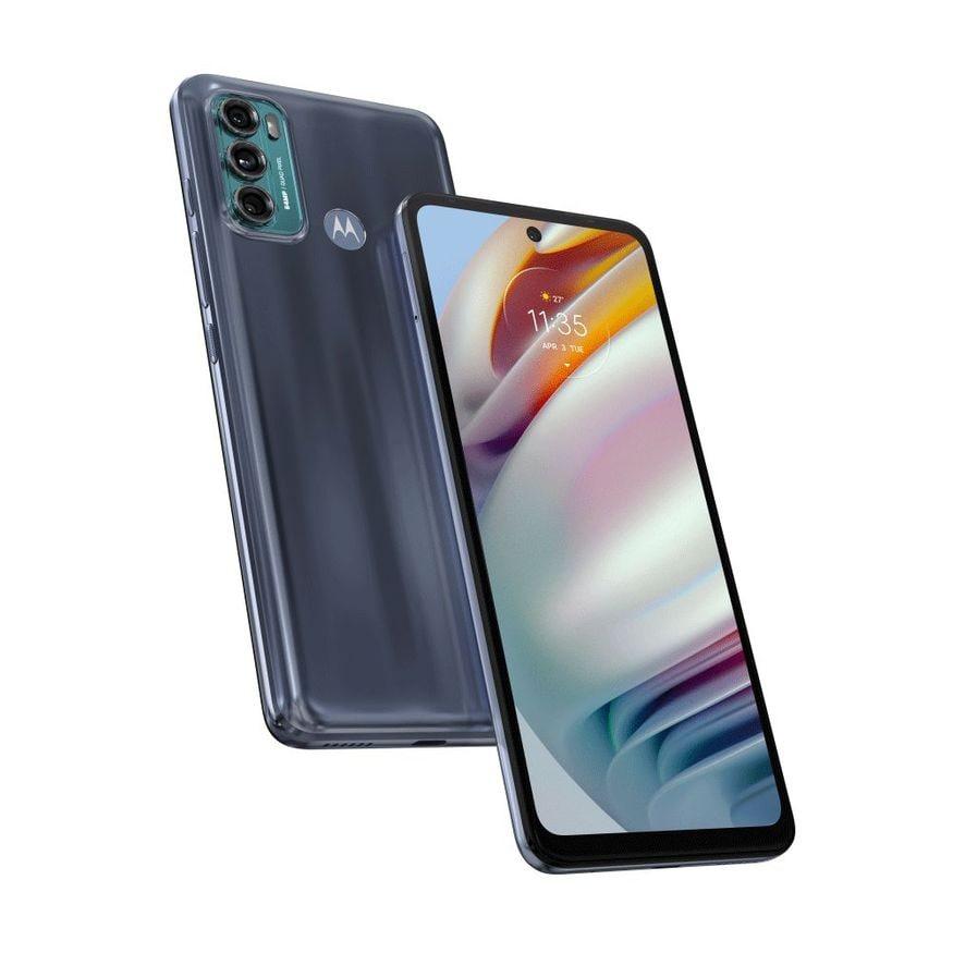 9. మోటో జీ40 ఫ్యూజన్ స్మార్ట్ఫోన్. (image: Motorola India)