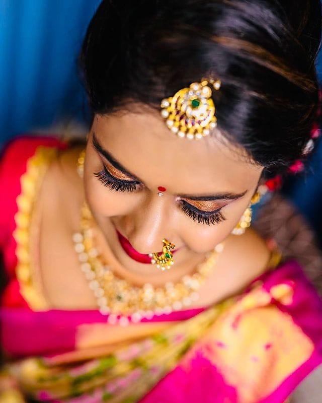 పెళ్లి కూతురులా ముస్తాబైన అరియానా గ్లోరీ (Image:Instagram)