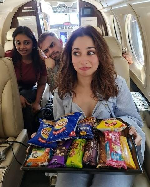 తమన్నా భాటియా హాట్ ఫోటోషూట్ (Tamannaah Bhatia/Instagram)
