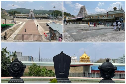 Tirumala Temple: వెంకన్న దర్శనానికి కరోనా ఎఫెక్ట్... మూగబోయిన తిరుమలగిరులు