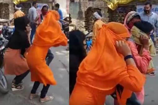 Viral video: అమ్మాయిలకు పనిష్మెంట్... గుంజీలు తీయించారు... ఏం తప్పు చేశారంటే...