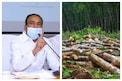 Eetala Rajender : ఈటల కంపనీకి మరో నోటీసు.. 237 చెట్లను నరికారంటూ...అటవీశాఖ  నోటిసులు..!